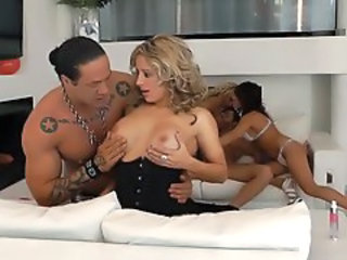 European Groupsex  Orgy