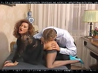 European  Pornstar Stockings Vintage