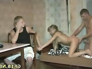 Cash Cuckold Russian Teen Perverted