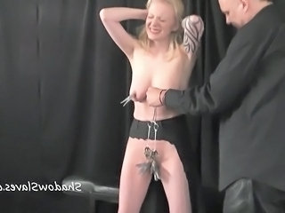 Bdsm European  Tattoo Torture