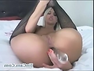 European  Orgasm Stockings Toy Webcam