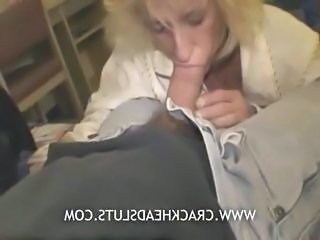 Amateur Blowjob Facial European Granny