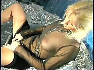 European Masturbating  Solo