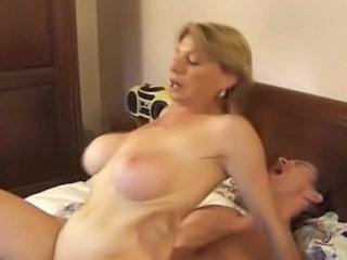 Anal Big Tits Blonde Cute European Mature Riding