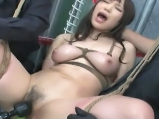 Asian Big Tits Bondage Hardcore Japanese Toy