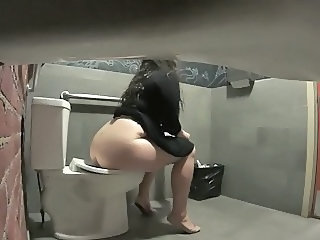 HiddenCam Toilet Voyeur