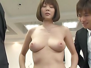 Asian Gangbang Mature Office