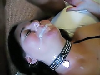 Cumshot Swallow British
