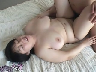 Asian Big Tits Chubby Mature