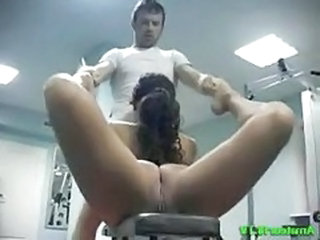 Blowjob Flexible Sport Gym