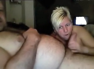 Blowjob Mature Older Webcam Wife