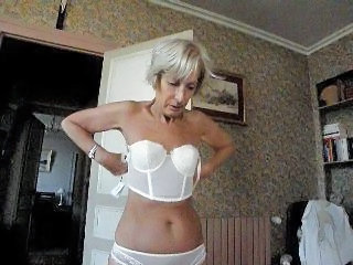 European Homemade Lingerie Mature