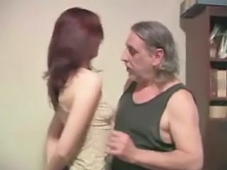 Amateur Daddy Daughter Old and Young Amateur