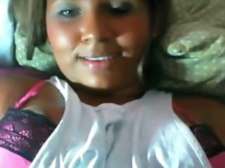Chubby Cute Latina Teen Webcam