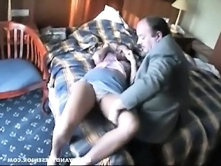 Amateur Daddy Daughter Old and Young Panty Teen