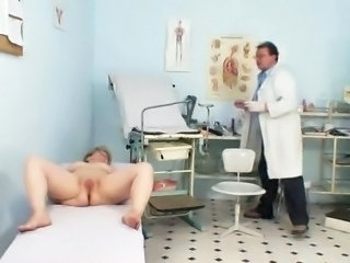 Doctor Mature Older Gyno