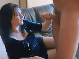 Cumshot Facial Handjob Dress Huge