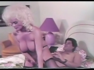 Big Tits Mature Mom Old and Young Pornstar Riding Vintage