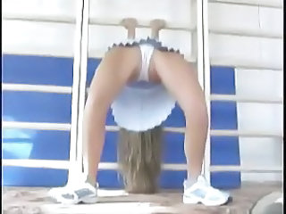Flexible Panty Sport Teen Gym