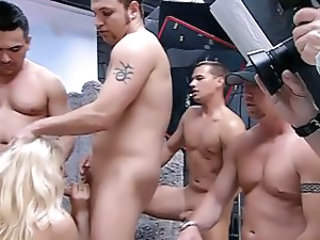 European Fetish Gangbang  Kinky