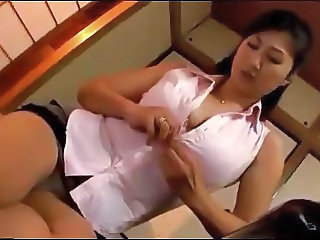 Asian Big Tits Japanese Masturbating Mature