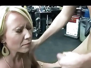 Cumshot Facial  Huge