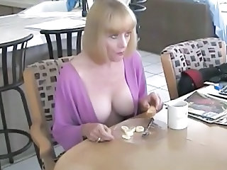 Big Tits European Family  Mom Son Mother