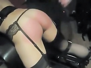 Spanking Stockings