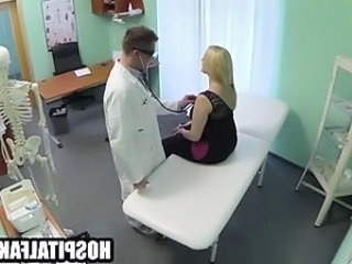 Doctor HiddenCam Voyeur