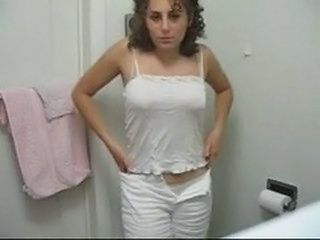 Sister Stripper Toilet Webcam Sister