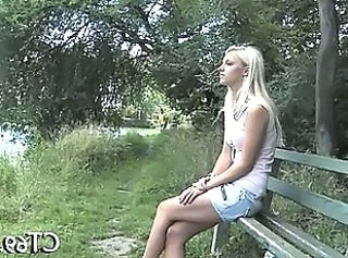 Amateur European Girlfriend Outdoor Teen