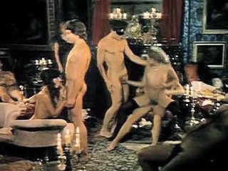 Blowjob European Groupsex Vintage