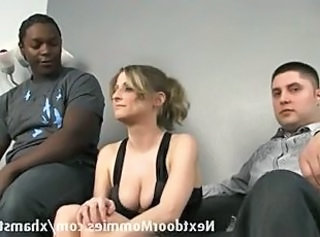 Big Tits Cuckold European Interracial Wife
