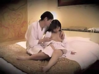 Asian HiddenCam Japanese  Wife Hotel Caught