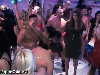 Dancing Drunk Groupsex Orgy Party Crazy