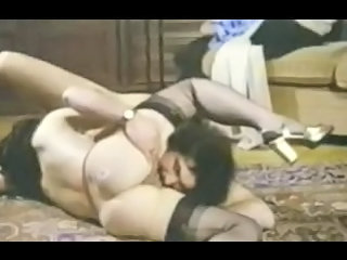 European Licking  Stockings Vintage