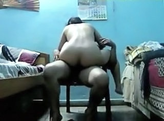 Amateur Homemade Indian Riding