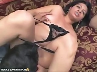 Amateur Chubby Indian Licking