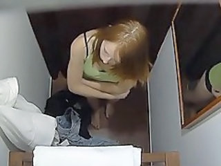 European HiddenCam Teen Voyeur