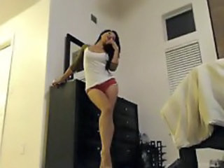 Amazing Asian Legs  Webcam