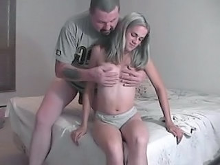 Amateur Daddy Daughter Homemade Old and Young Teen