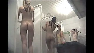 HiddenCam Showers Voyeur