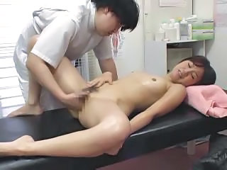 Asian Fisting Massage