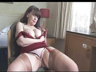 Big Tits Mature Mom Panty Solo Stockings Stripper