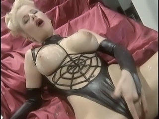 Big Tits Cumshot Fetish Latex  Pornstar