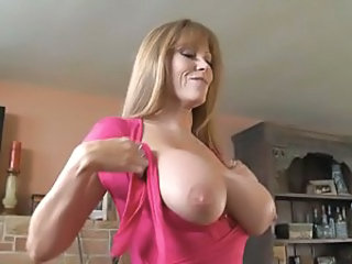 Big Tits Mature Mom Natural Pornstar Stripper