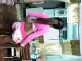 Amateur Dancing Homemade Indian