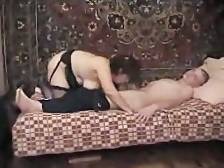 Amateur Homemade Mature Mom Old and Young Son