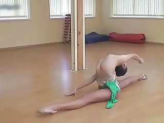 Flexible Legs Sport Teen
