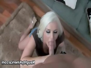 Blowjob  Pornstar Wife Housewife